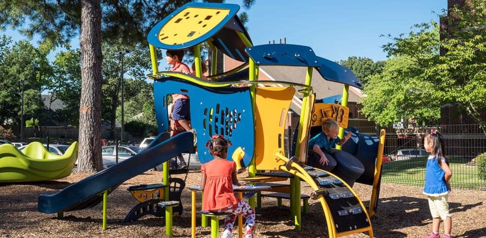 Smart Play School Playground Equipment