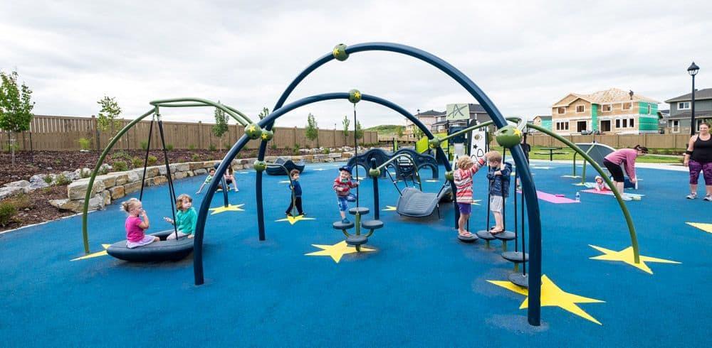 playgrounds equipment