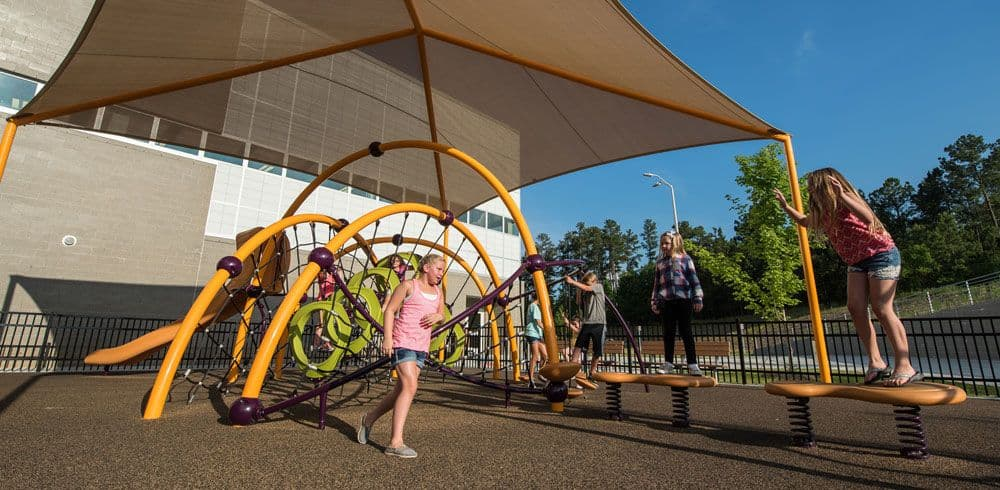 playground equipment for 2-5 year olds