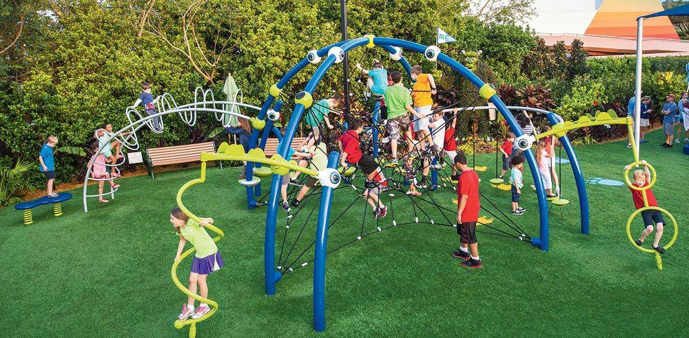 Evos2 Playground equipment