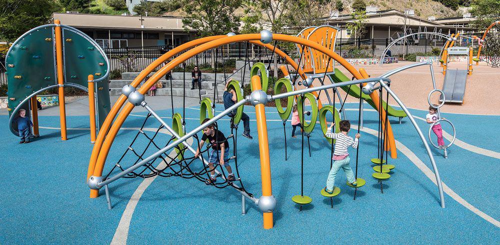 playground field trip