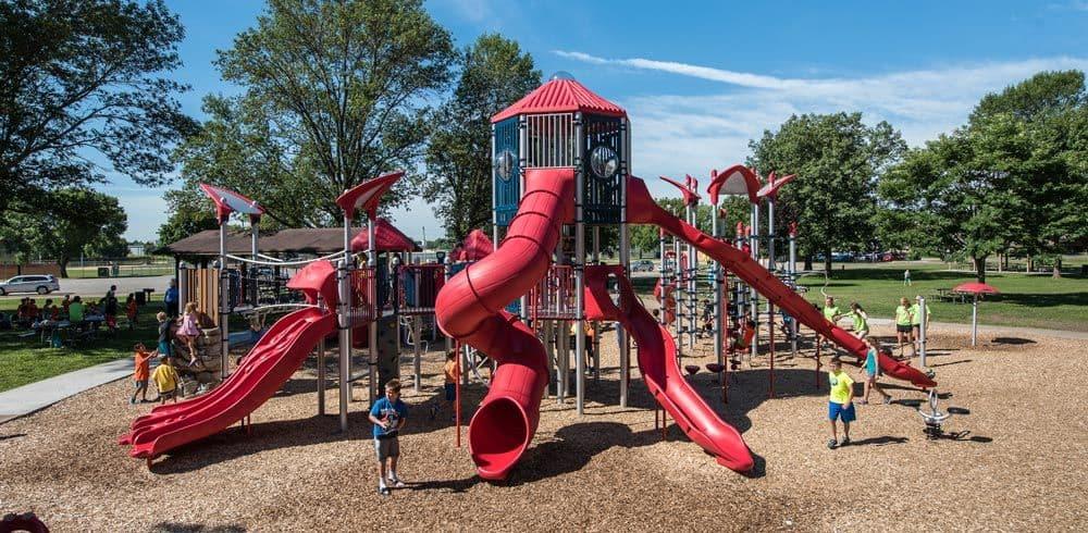 Playbooster Playground Equipment