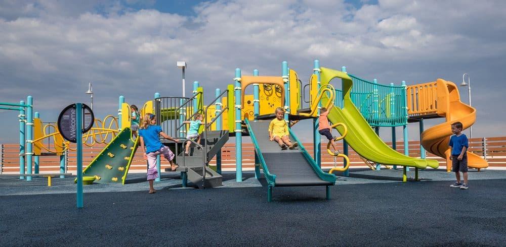 commercial park equipment image
