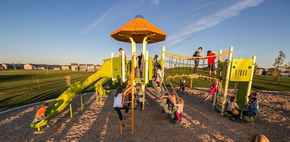 landscape playgrounds
