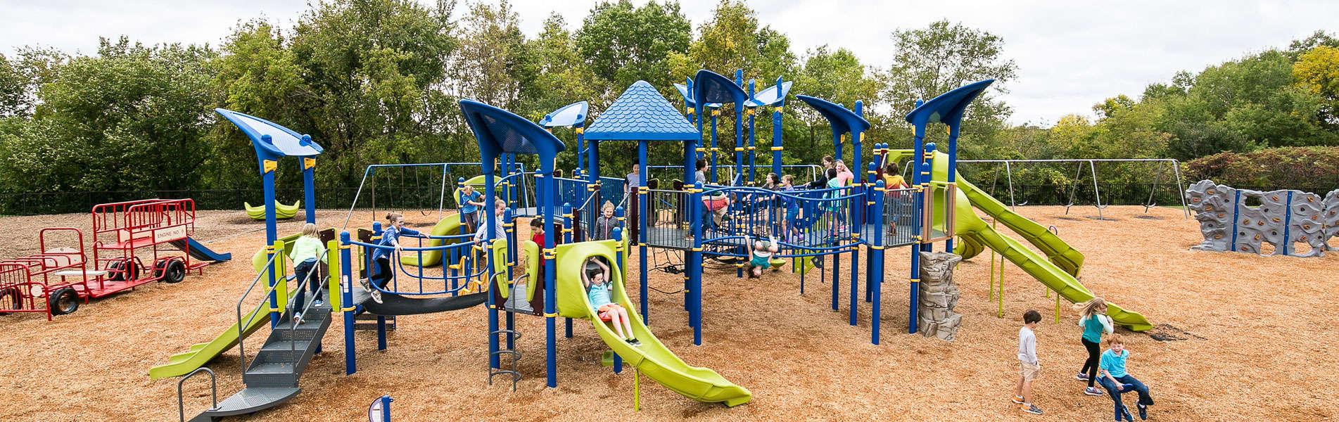How To Build Playground Design Decoration