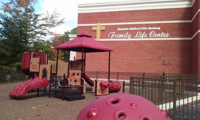 Church Playground Equipment