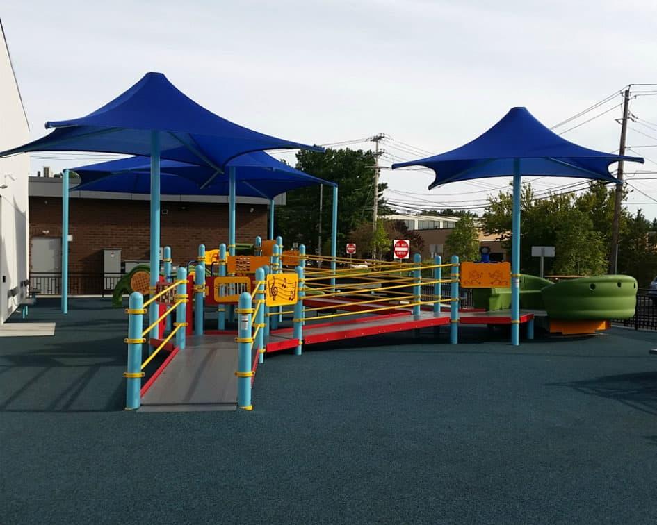 Oakland New Jersey Playground Equipment
