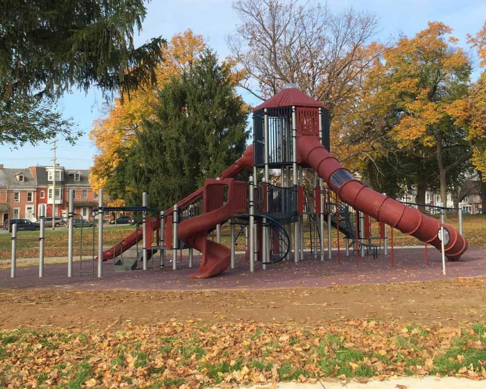 York PA Park Playground Equipment