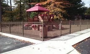 Treasure Lake comm church new playground