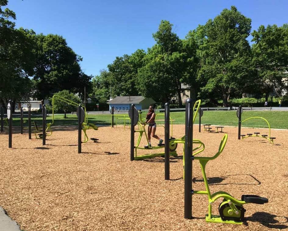 Allentown PA Playground Companies