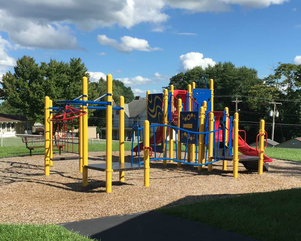 Wheatland Borough Playground