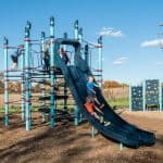 Netplex Playground Slide
