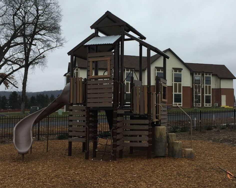 glade run luthern services playground