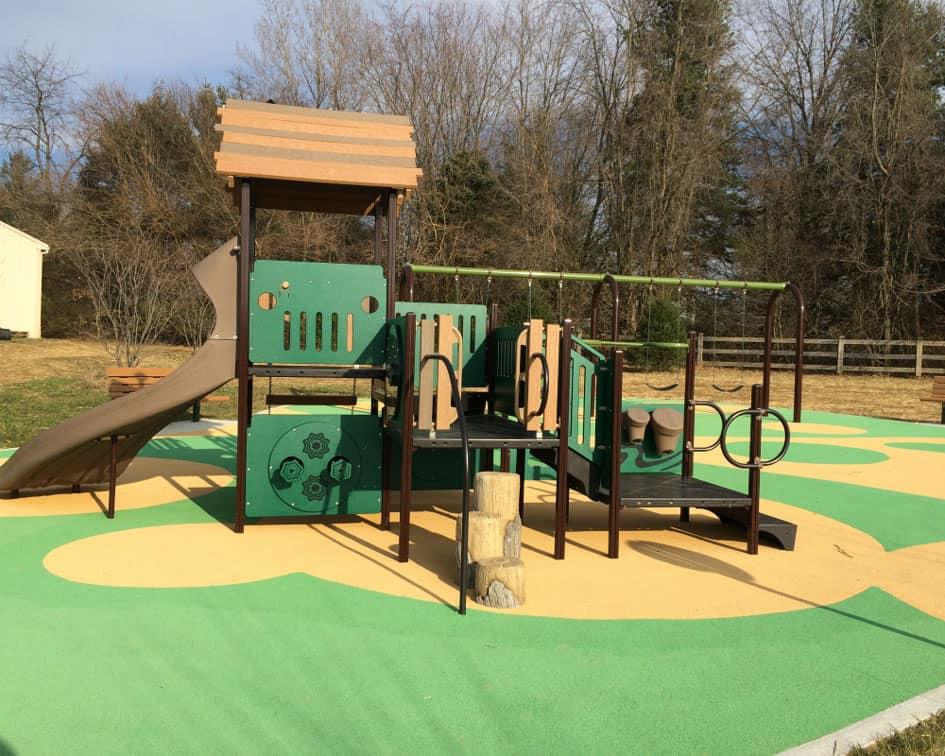 Unionville Community Park, Unionville, PA
