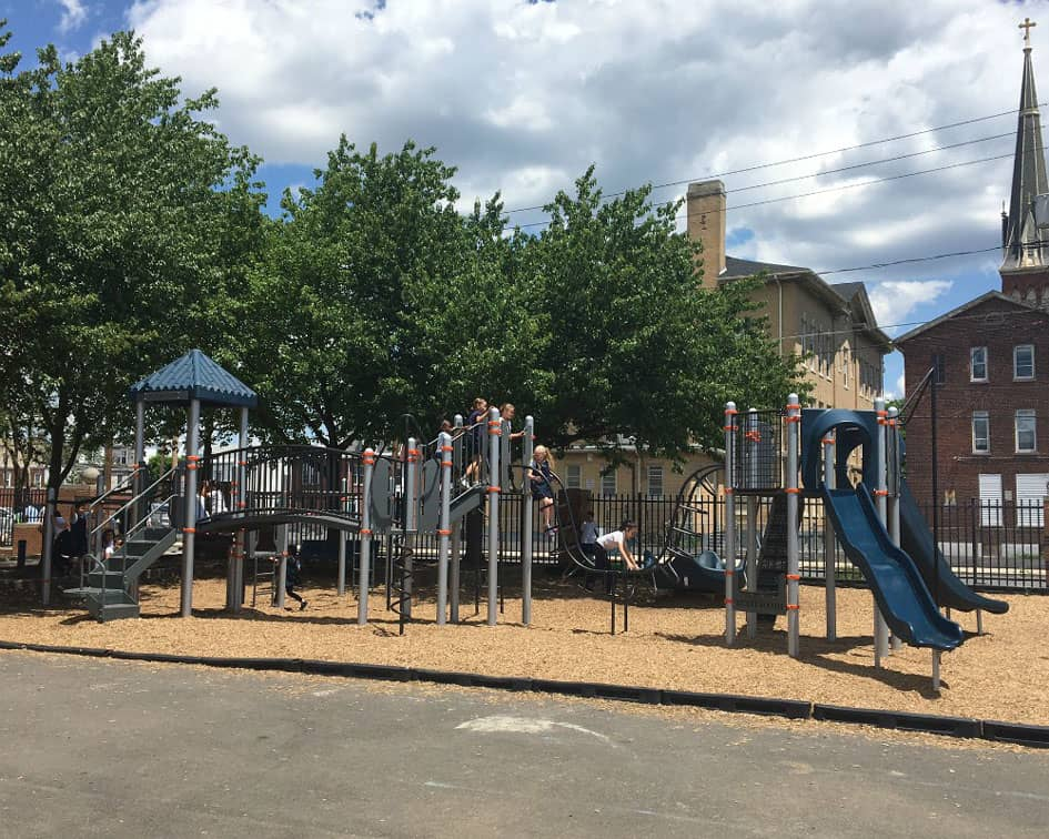 playground equipment company in Allentown PA