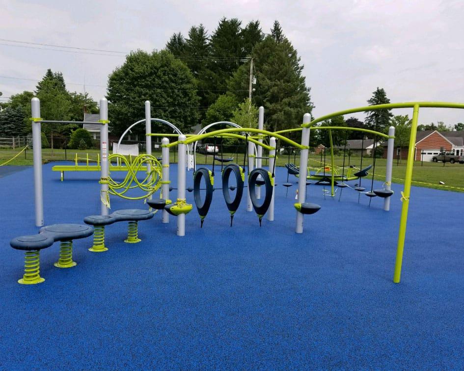 Perry Elementary School Playground