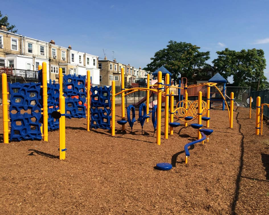 Upper Darby PA Playground Equipment