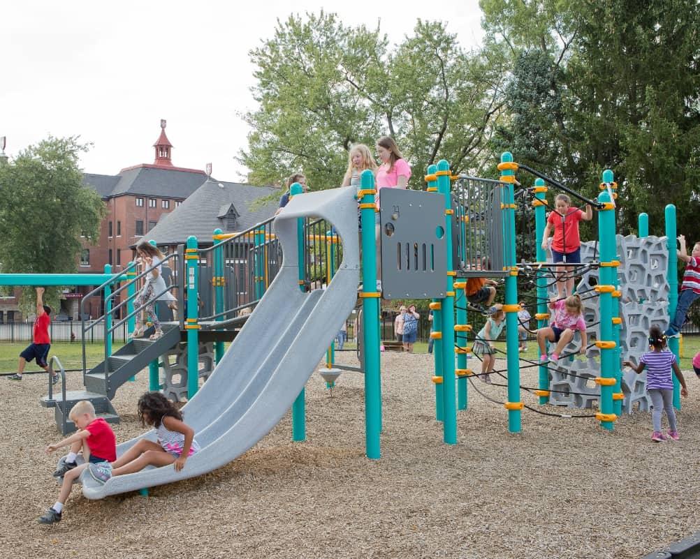 Baden Academy Charter School Playground