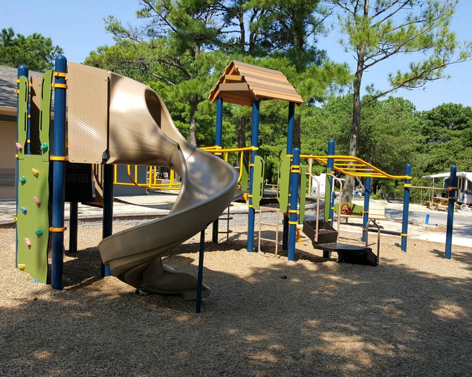 playground equipment Delaware