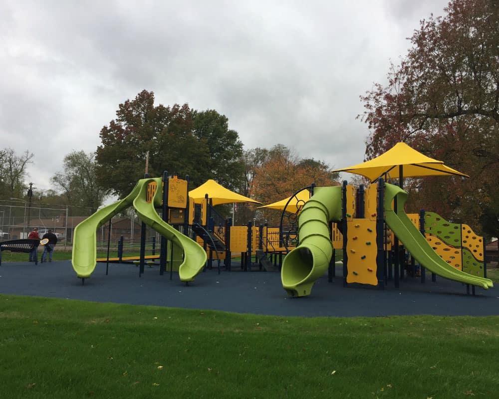 Scott Township, PA Park Playground Equipment