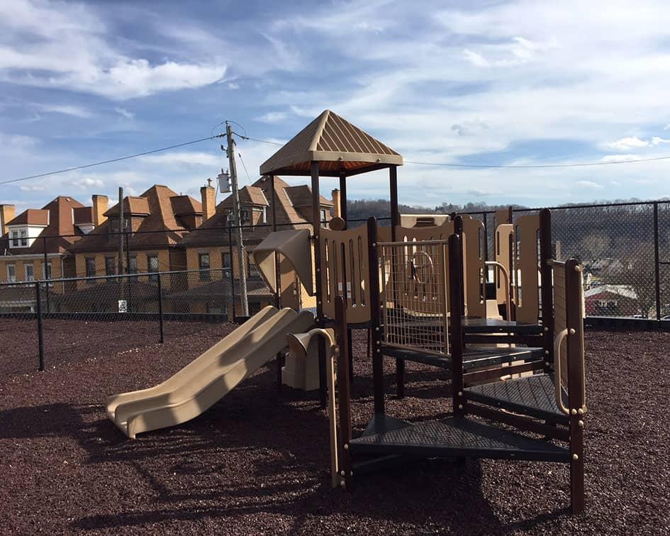 Tarentum, PA Elementary School Playground Equipment