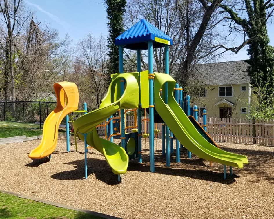 Summit NJ School Playground Equipment