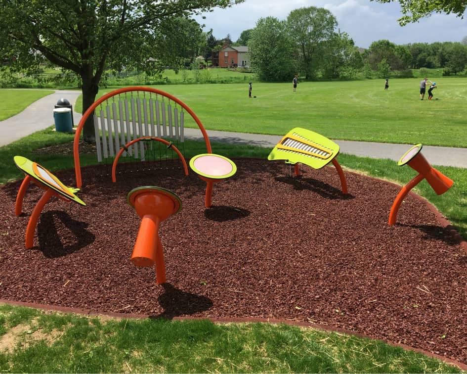 Lititz PA Playground Equipment Installation