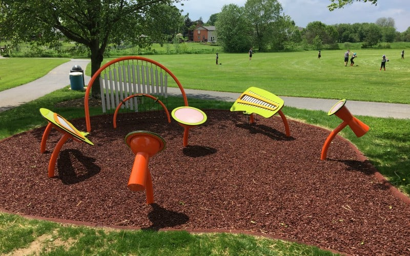 Harmony Playground at Saylor Park, Lititz, PA