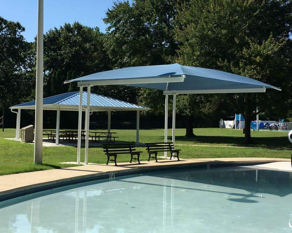 Borough of Wyomissing Pool Pavilion and Shade Structure Wyomissing, PA
