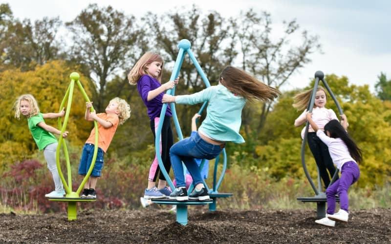 schools playground equipment
