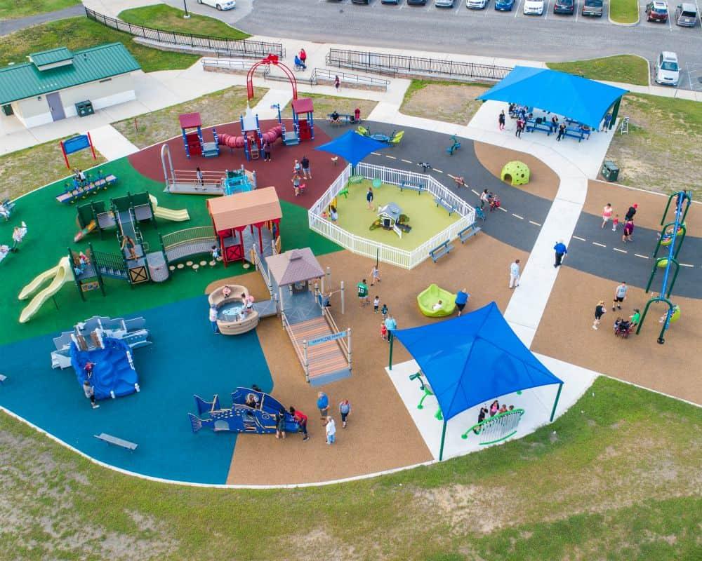 jake's place playground