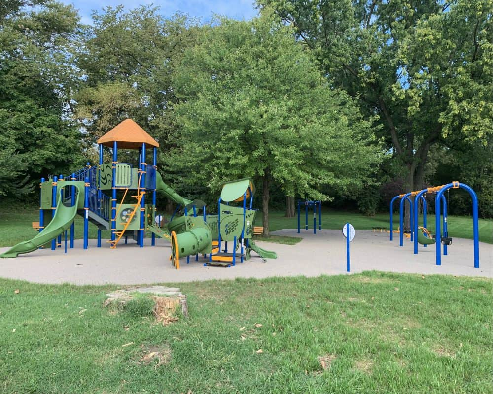 King of Prussia PA Park Playground Equipment