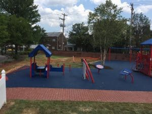 children's home of pittsbugh playground photo