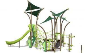 tree tops playground