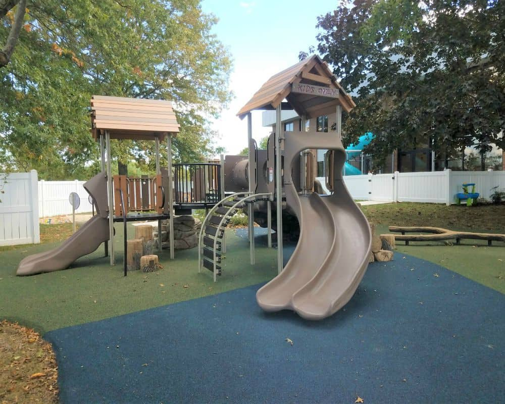 newtown discovery preschool playground photo