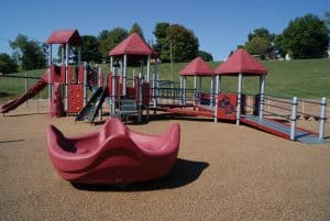 Clever Park ADA accerssible playground photo