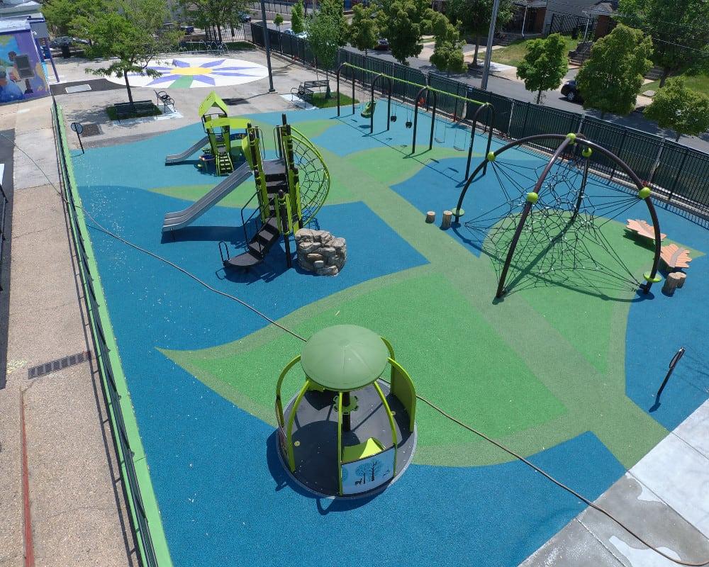 Miles Mack Playground